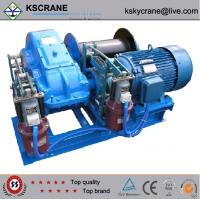 Wholesale JM Heavy Duty 30ton Electric Winch With Double Brake, Anchor Electric Winch from china suppliers