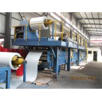 Quality 3 phase 1200mm Continuous Sandwich Panel Roll Forming Machine Automatic for sale