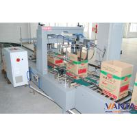 Wholesale PLC Hot Melt Glue Carton Sealing Equipment , FESTO Motor Conveyor from china suppliers