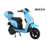 Wholesale Blue Girls Electric Scooter , Powerful Girls Electric Motorbike from china suppliers