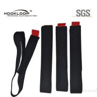 Wholesale Custom Hook And Loop Cable Tie Velcro Cord Ties Label Printed Cleanable from china suppliers
