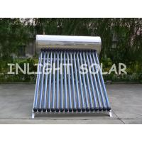 Quality High Pressure Solar Geyser For Water Heating for sale