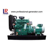 Wholesale Brushless 15kVA Diesel Powered Generator with Four - stroke Water Cooling Engine from china suppliers
