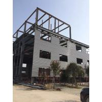 Wholesale Simple High Industrial Steel Structures W Shape Fabricated Clear Span Steel Buildings from china suppliers