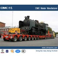 Wholesale hydraulic modular trailer for sale from china suppliers