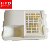 Wholesale Engineering Plastic PVC / PPS / POM Vacuum Casting Silicone Mold from china suppliers