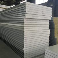 Wholesale Colored EPS Steel Roof Sandwich Panel Noise Insulation For Cladding from china suppliers
