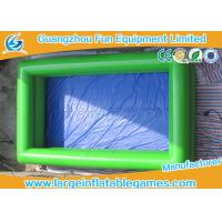 Wholesale Double Layers Inflatable Swimming Pool For Adults With OEM ODM Service from china suppliers