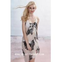 Wholesale Prints Sexy Beach Dress MR-4892 from china suppliers