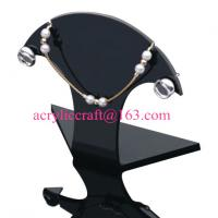 Wholesale Acrylic Necklace Display , Perspex Necklace Holders, Plexiglass Necklace Display Stand from china suppliers
