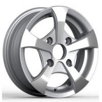 Wholesale 2013 New 12 Inch Alloy Chrome Wheels , Car Wheel Rim kin-844 from china suppliers