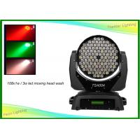 Wholesale 3w Rgbw Led Moving Head Stage Lighting Dmx512 Dj Lighting With Small House from china suppliers