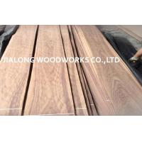 Wholesale Natural Sliced Black Walnut Wood Veneer Sheet Crown Cut For Cabinetry from china suppliers