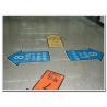 Buy cheap Digital Printing PVC Floor Sticker from wholesalers