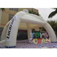 Wholesale Durable Inflatable Party Tent Spider Shaped For Outdoor Trade Exhibition / Events from china suppliers