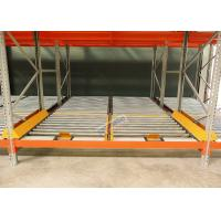 Wholesale High Density Storage Racks Pallet Flow Rack System For Logistics Distribution Centers from china suppliers