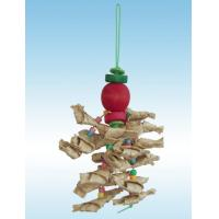 Wholesale natural foraging bird toy perfect for shredding from china suppliers