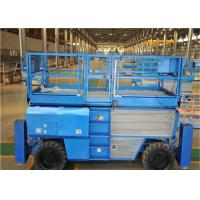 Wholesale Rough Terrain Scissor Lift With Automatic Pothole Protection System from china suppliers