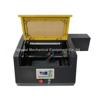Wholesale Mini 300*200 Desktop Small Co2 Laser Engraving Cutting Machine from china suppliers