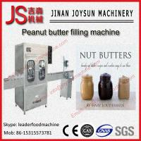 Buy cheap Automatic Peanut Butter Filling Machine 220V 8 - 20M / min Transmission Speed from wholesalers