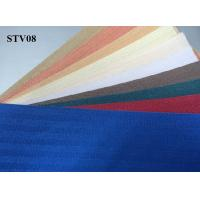 Quality vertical blind fabric 89/100/127mm polyester STV08 for sale