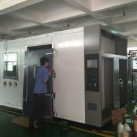 Wholesale High Precision Walk-in Chamber , Programmable Environmental Test Chambers from china suppliers