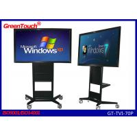 Wholesale Stable 70 Inch Large Touch Screen Computer , Touch Screen All In One PC from china suppliers