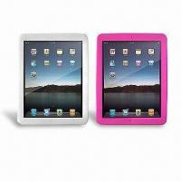 Wholesale Silicon Protection Case for iPad, Flexible and Washable from china suppliers