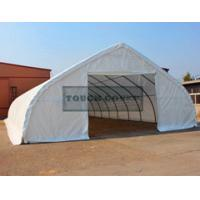 Buy cheap 9.15m(30') wide Peaked roof buildings,Warehouse tent,Storage building from wholesalers