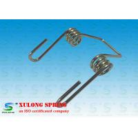 Wholesale Shock Absorber High Precision Double Torsion Springs 3mm Wire Nickel Plating from china suppliers