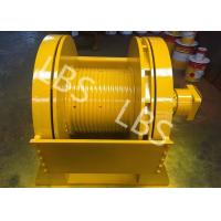 Quality Mining Industry and Construction Hoist Hydraulic Winch and Winch Drum 1-15T for sale