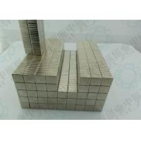 Wholesale Commercial Generators / Sensors Permanent Neodymium Block Magnets N35 / N38 from china suppliers