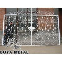Wholesale Entry Iron Gate Wrought Iron from china suppliers