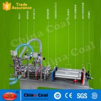 Wholesale 2017 New Products Semi-Automatic Two Nozzle Piston Pneumatic laundry washing Liquid filling machine from china suppliers