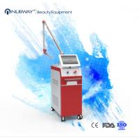 Quality 2016 Newest!1064nm 532nm picosecond nd yag laser pulsed dye laser for tattoo removal vascular and skin rejuvenation for sale