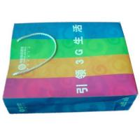 Wholesale Fashion Custom Printed Gift Wrapping Paper Bags For Advertising PGB16 from china suppliers