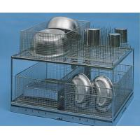 Wholesale 2-level rack basket from china suppliers