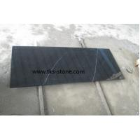 Buy cheap Black marquina,Nero marquina marble Kitchen Countertops,Natural stone countertops from wholesalers