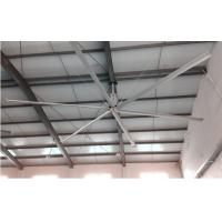Wholesale Aluminum Alloy Warehouse Ceiling Fans , Commercial Warehouse Fans For Air Cooling from china suppliers