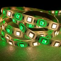 Wholesale DC24v RGBW 5050 Flexible Led Strip 60led/m 18-20lm Warranty 3 Years from china suppliers