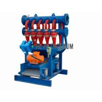 Buy cheap desilter for drilling fluid from wholesalers