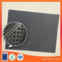 Wholesale Adiabaticl Placemat - Reversible Textilene Tonal Placemats from china suppliers