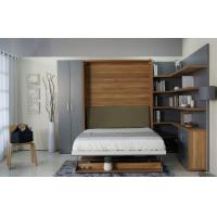 Wholesale Queen and King  Wood Modern Wall Bed ,  Bedroom  Contemporary  Murphy Bed Furniture from china suppliers