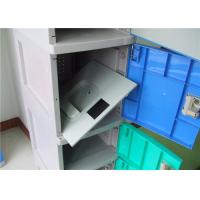 Wholesale Two Tier Red Fitness Center Lockers No On - Site Assembly 1910 × 380 × 500 from china suppliers