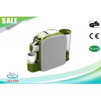 Wholesale Portable Green Lavazza Commercial Coffee Machine With Switzerland Flow Meter from china suppliers