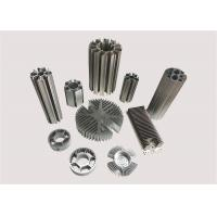 Buy cheap Milling Industrial Aluminium Profile With Customized Length from wholesalers