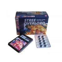 Wholesale Iron Box Stree Overlord Pills For Accelerate Blood Cell Grow / Sperm Producing from china suppliers
