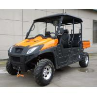 Wholesale 600cc Four Wheel Utility Vehicle , Single Cylinder 4 Stroke 5 SEATER Rocky Mountain UTV from china suppliers
