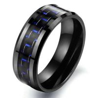 Wholesale New Super Fashion Tagor Jewelry Factory Ceramic Tungsten Series Ring TYWR028 from china suppliers