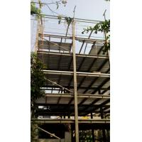 Wholesale High Rise Steel Structures , Painting Galvanized Construction Steel Structure from china suppliers
